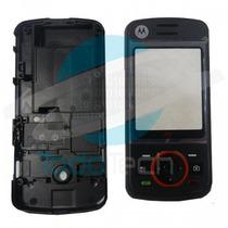 Carcasa Nextel I856 Negra Completa Nueva Original