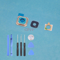 Samsung Galaxy 6 Edge Plus Lente Cristal Camara + Herramient