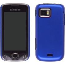 Samsung Sgh-a897 Color Haga Clic En Caso Azul