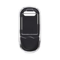 Dos Pieza Híbrido Chasquido-en Caso Para Samsung Sgh-t249 /