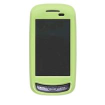 Samsung Sgh-a877 Impresión Chasquido-en Caso Lima Verde