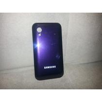 Tapa Trasera Morada De Samsung Galaxy Ace