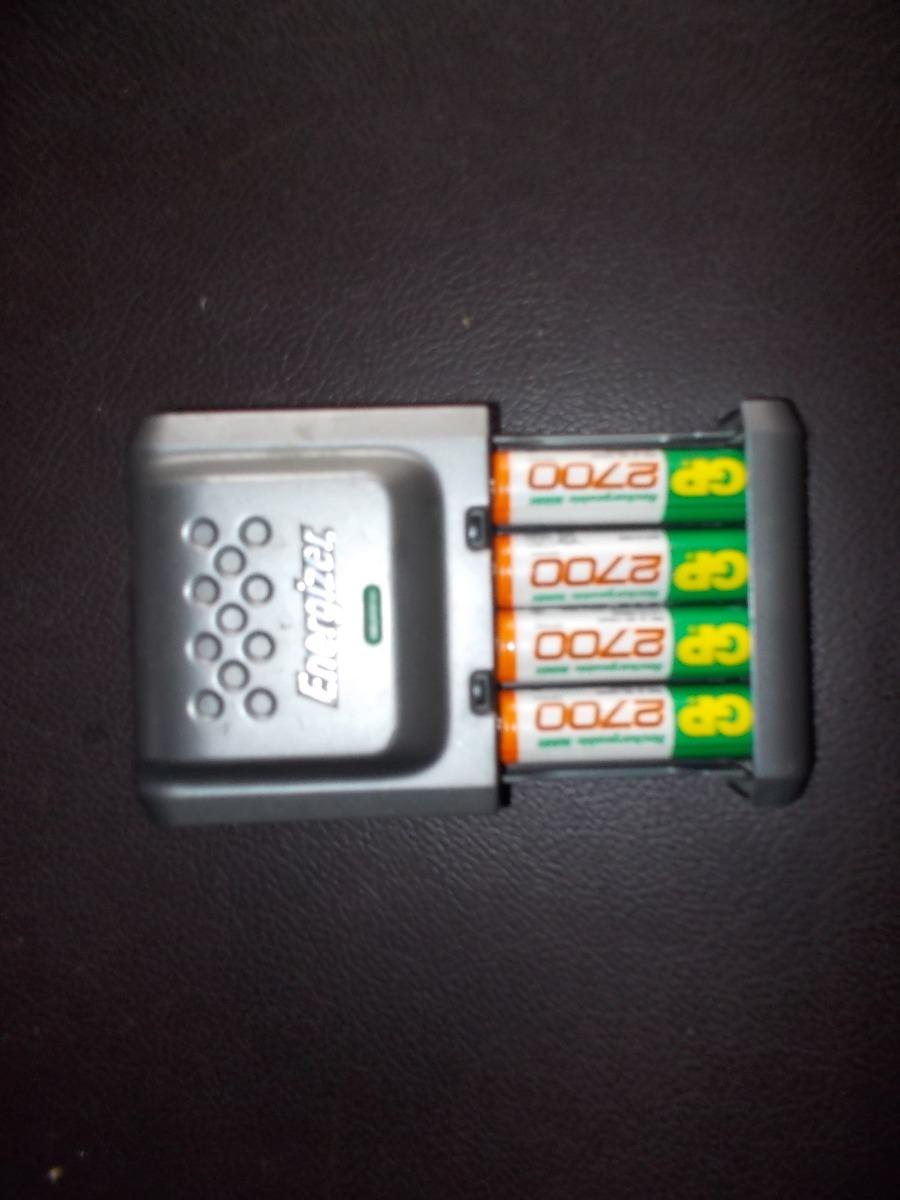 Cargador de baterias pilas recargables energizer 159 - Cargador pilas recargables ...