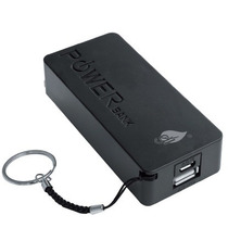 Cargador Universal Power Bank Banco De Carga Bateria 2400mah