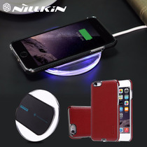 Funda Cargador Inalambrico Iphone 6 6s Nillkin + Base Carga