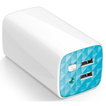 Power Bank Celulares Tablet 10400mah Tp-link Tl-pb10400