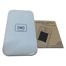 Kit Cargador Inalambrico Pad Qi + Receptor Qi Varios Modelos