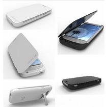 Funda Bateria Flip Cover Samsung Galaxy S3 I9300 3200 Mah