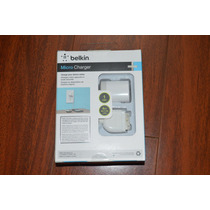 Belkin Iphone 4/4s Ipod Cargador Pared Y Cable 1.2 M 30-pin