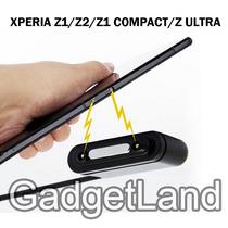 Cable Carga Magnetica Xperia Z2 Z1 Z1 Compact Z Ultra Enviog