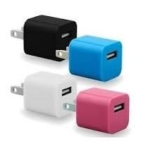 Cargador Para Pared Ipod , Iphone, Celulares ,mp3,bocinas