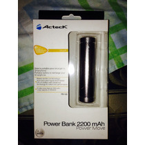 Power Bank Batería Portable Para Cargar Móviles Por Usb