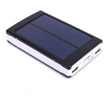 Cargador Solar 30000 Mah Portatil +pila Interna Ion Litio