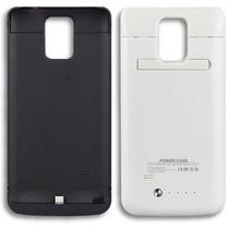 Cargador Funda Batería Externa Galaxy Note 4 4800 Mah