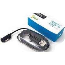 Cable De Cargarga Magnetico Xperia Z Z1 Z2 Z3 Envio Gratis
