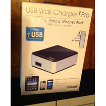 Cargador De Pared Usb Para Iphone Ipad Ipod E4f
