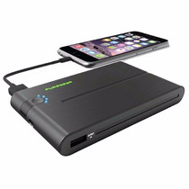 Bateria Externa 10000 Mah 2 Puertos Pure Gear Cel O Tablet