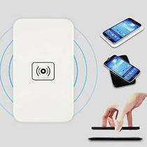 Qi Wireless Power Cargador Inductivo Cargador De Teléfono Mó