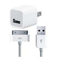 Cargador Y Cable Datos Iphone 3g, 3gs, 4g Y 4s Vikingotek