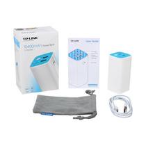 Powerbank Bateria De Emergencia Tplink Tl-pb10400 Lampara