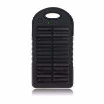Cargador Portatil Solar Power Bank Sin Luz Electrica