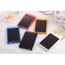 Bateria Solar 2600 Mah Con Conectores