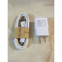 Samsung Galaxy S3 S4 Note 2 Cargador Original + Cable Usb