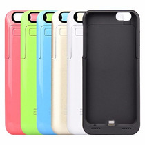 Cargador Funda Batería Externa Iphone 6, 3500 Mah Power Case
