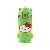 Memoria Usb 8gb Hello Kitty Fox Verde Gadget Geek