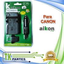 Cargador Cámara Para Canon-02 Bp808 Bp809 Bp819