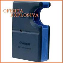 Cargador De Clavija Nb-1l Original Para Camara Digital Canon