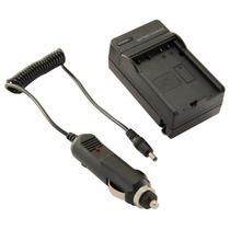 Cargador Para Batería Lp-e6, 60d 70d 7d 6d 5d, Pared Y Coche