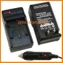 Cargador C/smart Led P/camara Samsung U-ca505 V800 U-ca401