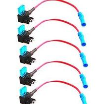 Coche E Apoyo 12v Añadir-uno-circuito Fusible Tap Adaptador