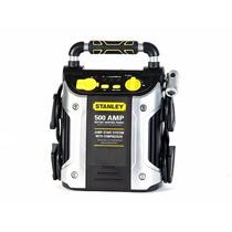 Stanley Cargador Arrancador Baterias Compresor Aire 500am