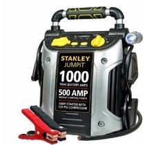 Compresor De Aire Y Arrancador De Bateria Stanley