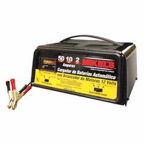 Cargador Y Arrancador De Baterías Cbaa50 Mikel