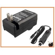 Cargador Vw-vbg130 Panasonic Hdc-tm300k Tm700 Tm700k
