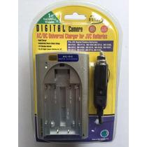 Cargador De Bateria Para Camaras Digitales Y De Video Jvc