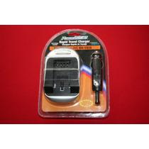 Cargador De Batería Bn-v808 Para Cámaras Jvc Generico