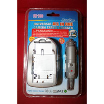 Cargador Universal Para Baterias Panasonic