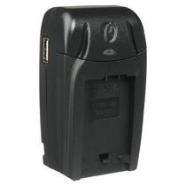 Cargador Smart Led Panasonic Dmw-bmb9 P/ Camara Lumix Dmc-fz