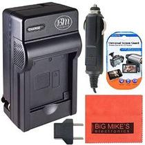 Cga-s006 Cargador De Batería Para Panasonic Lumix Dmc-fz7 Cá