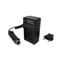 Sinergia Lumix Dmc-lx5 Cámara Digital Cargador De Batería Di
