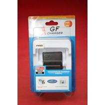 Cargador Batería Sony Handycam Np-fm50 Pmv