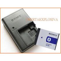 Cargador Original Sony Np-bd1camara Dsc-t2 T200 T300 T500