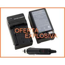 Cargador C/smart Led Bateria Np-fw50 Camara Sony Alpha Nex-5