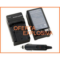 Cargador Smart Led Bateria Np-fw50 Camara Sony Alpha Slt-a55