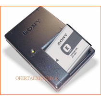 Cargador Original Sony Np-bk1 Camara Cyber Dsc-w180 W370