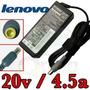 Cargador Original Lenovo 20v 4.5a Punta 7.9*5.5mm T60 Fdp